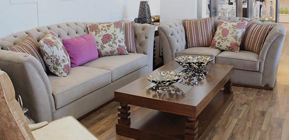 Salon &Living room